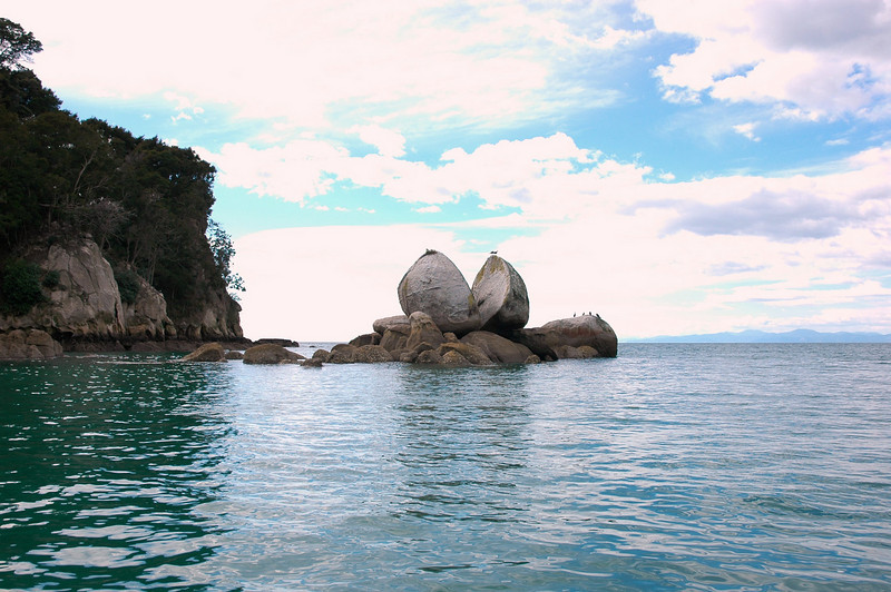 Apple Rock, Able Tasman Park