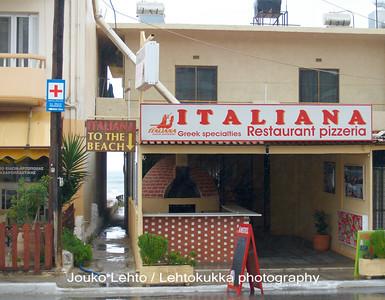 Italiana To the beach