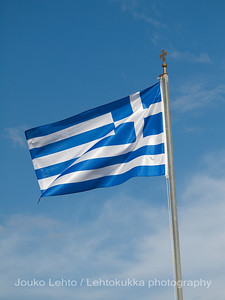 The symbols of Greece