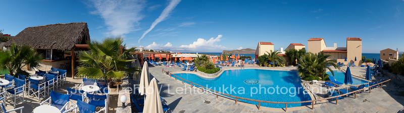 Hotel Theo, The Pool Panorama