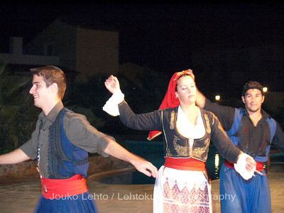 Cretan dance show III