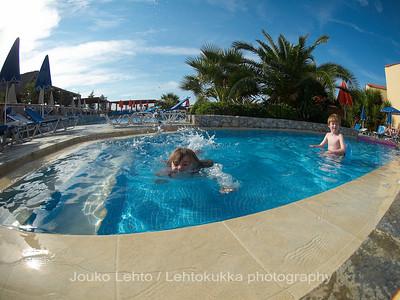 Learning to swim II