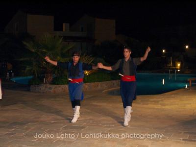 Cretan dance show I