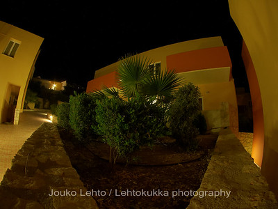 Hotel Theo by night III