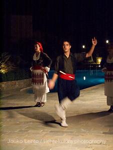 Cretan dance show V