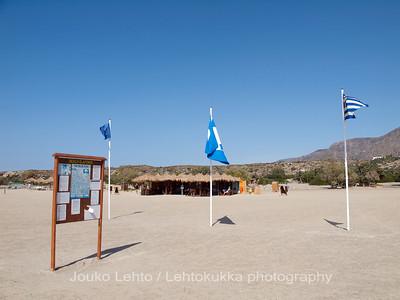 Elafonisi, Flags #1