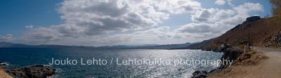 A View to Kolimbari (panorama)