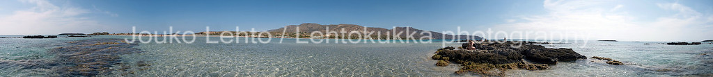 Elafonisi panorama #2