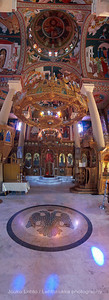 The Church of Kandanos #6, panorama