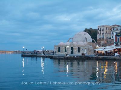 The Kioutsouk Hassan Mosque / Giali Tzamissi #2