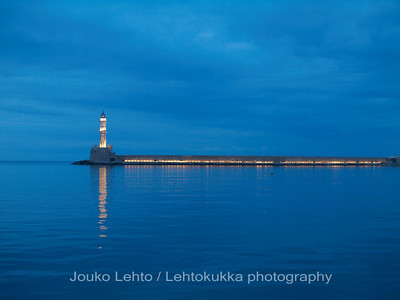 Chania, lighthouse #4