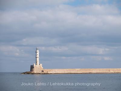 Chania, Lighthouse #3