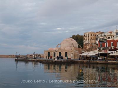 The Kioutsouk Hassan Mosque / Giali Tzamissi #1