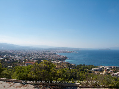 A View Over Chania