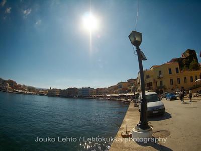 Sea, Sun and a Lamp
