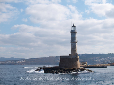 Chania, Lighthouse #2