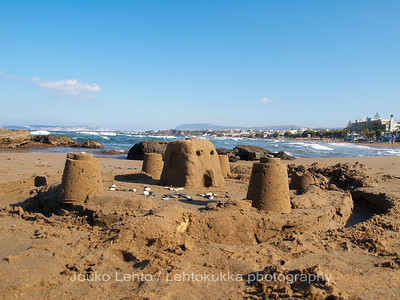 The Last Sandcastle