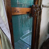 Kwara outside shower locked for baboons 1200-0193