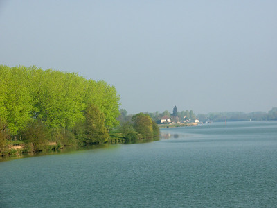On the Saone from Tournus to Chalon-sur-Saone