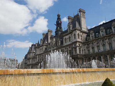 Mairie de Paris; City Hall