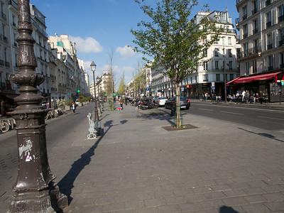 A beautiful day in Paris