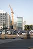 Abu Dhabi Downtown Scene