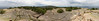 360 pano from the summit of Champlain Mountain.  Center of the shot looks NW to Dorr Mountain.