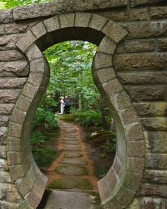 AA Rockefeller Garden August 2011
