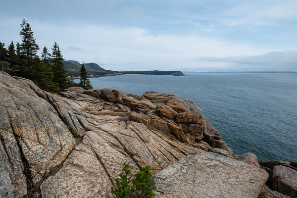 rocky coastline, Acadia National Park