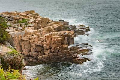 Great Head Layered Rocks