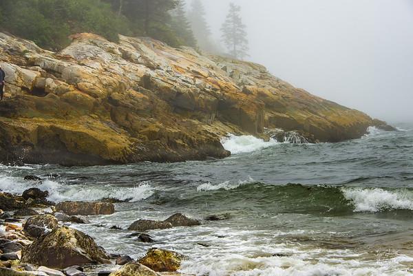 Acadia Cold Coast