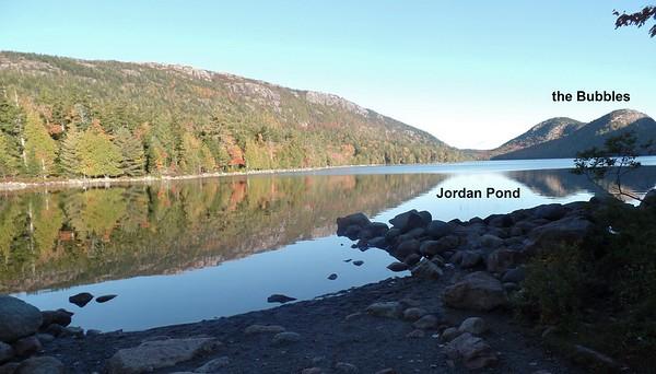Jordan Pond-Pemetic Mtn 2015-10-14