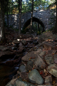 Maple Spring Creek, Hemlock Bridge, Acadia National Park