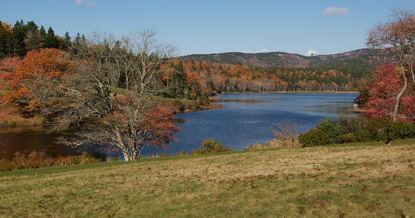 Long Pond, Acadia National Park
