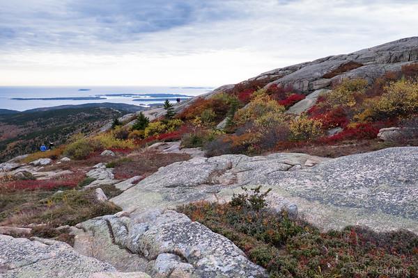 autumn, Acadia