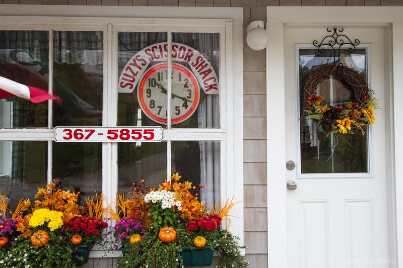 in Stonington, hair salon