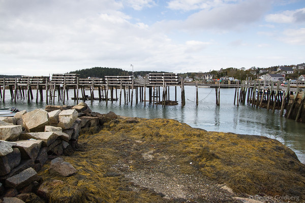 docks, Stonington