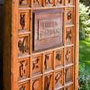 Thuya Garden Door