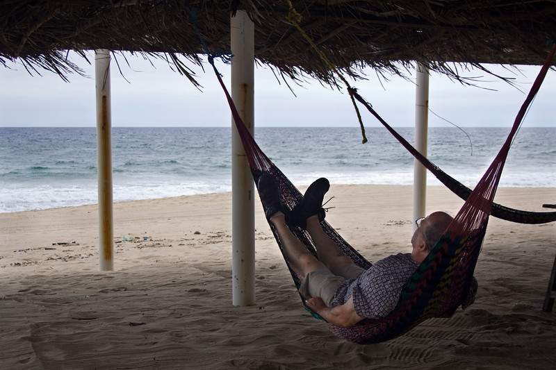 Siesta<br /> We were allowed a little leisure time after lunch