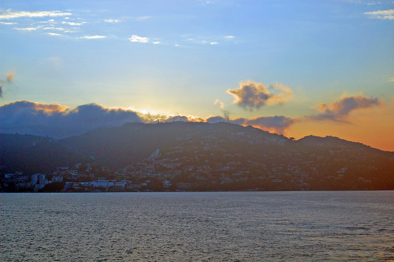 Sunrise Acapulco, Mexico