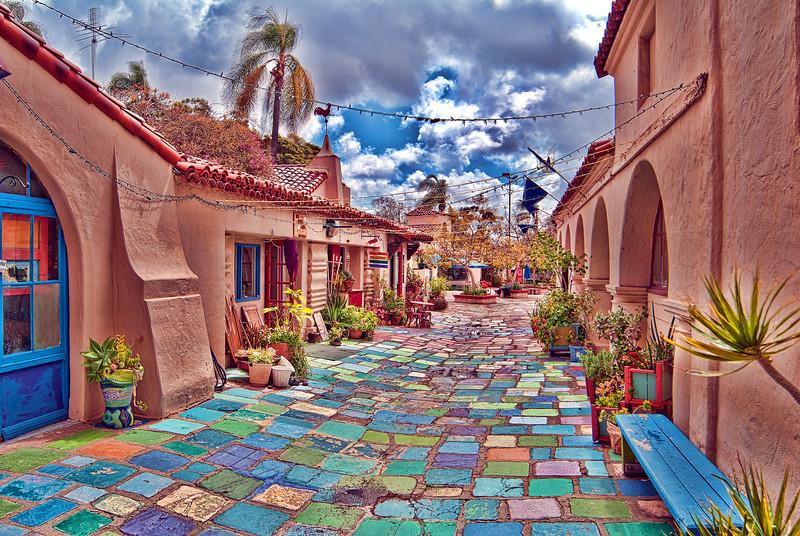 Spanish Village 1