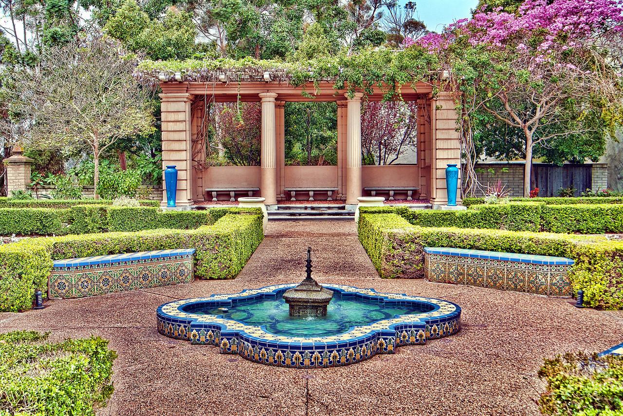 Balboa Park Garden 2
