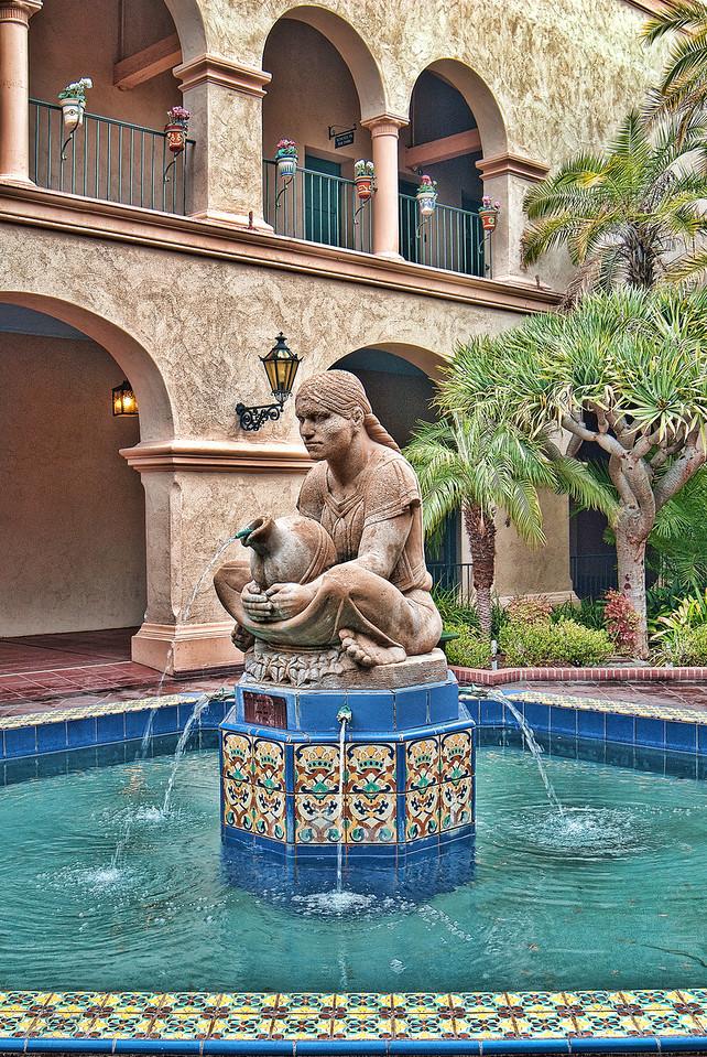 Fountain_El Prado