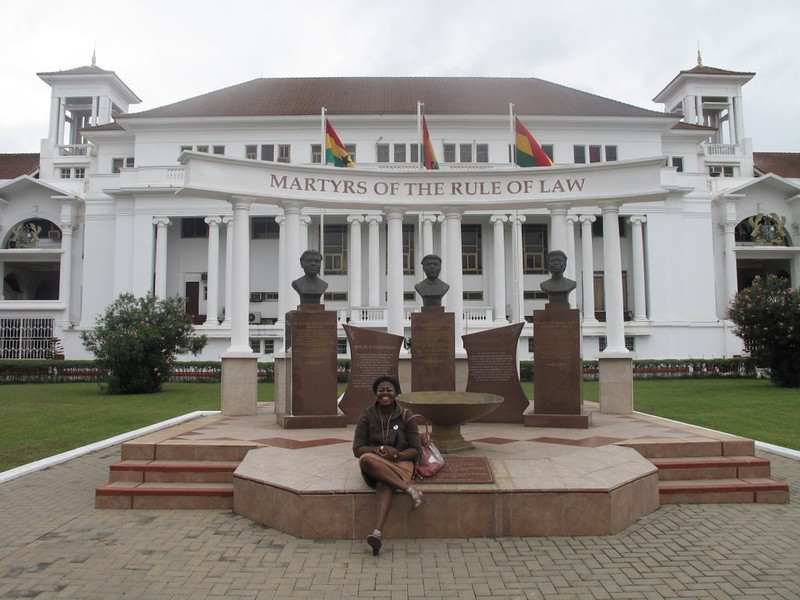 Gertrude Torkornoo and Martyrs of the Rule of Law, High Court, Accra, Ghana
