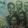 The Big Six, including Kwame Nkrumah
