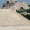 Acropolis of Athens, Greece<br /> <br /> The Acropolis of Athens is an ancient citadel located on a high rocky outcrop above the city of Athens and containing the remains of several ancient buildings of great architectural and historic significance, the most famous being the Parthenon.
