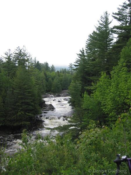 In the southern Adirondacks, NY