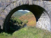 Old railway arch over River Afan