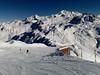 The slope off La Grande Rochette