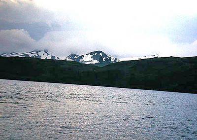 Heart Lake at 2 a.m.